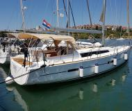 Yacht Dufour 460 Grand Large Yachtcharter in Pula