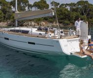 Yacht Dufour 460 Grand Large available for charter in Le Marin