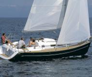 Segelyacht Elan 31 Yachtcharter in Real Club Nautico de Vigo