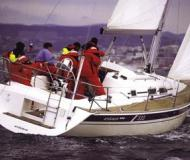 Sailing yacht Elan 333 available for charter in Marina Ramova