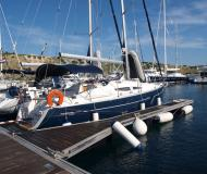 Sailing yacht Elan 344 Impression for hire in Marina Kremik