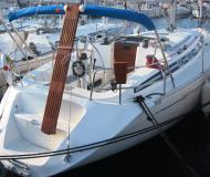Yacht Elan 38 for rent in ACI Marina Vodice