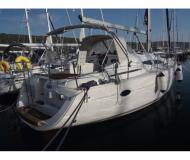 Sail boat Elan 384 Impression available for charter in Krk