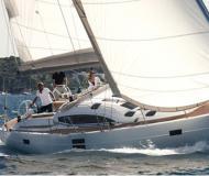 Yacht Elan 384 Impression chartern in Palma