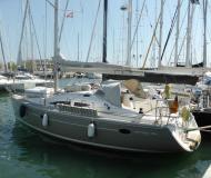 Segelyacht Elan 384 Impression Yachtcharter in Palma