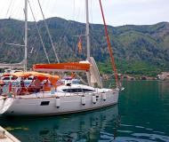Segelyacht Elan 40 Impression Yachtcharter in Bar