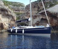 Segelyacht Elan 410 chartern in Marina Skradin