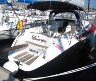 Segelboot Elan 431 Yachtcharter in Vodice