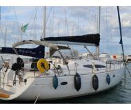 Yacht Elan 434 Impression chartern in Marina di Punta Ala