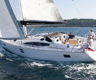 Sail boat Elan 444 Impression for rent in Marina Mandalina