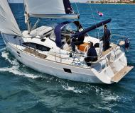 Yacht Elan 444 Impression Yachtcharter in Sukosan Bibinje
