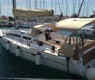 Sailing yacht Elan 450 Performance for hire in Biograd na Moru