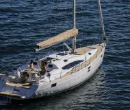 Sail boat Elan 45 Impression for rent in Seget