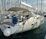 Sailing yacht Elan 514 Impression available for charter in Biograd na Moru