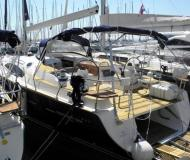 Sailing boat Elan 514 Impression for charter in Alimos Marina Kalamaki