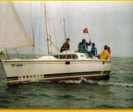 Yacht Feeling 326 - Sailboat Charter Romanshorn