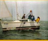 Feeling 326 Segelyacht Charter Romanshorn