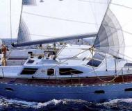 Sailing yacht Feeling 416 for charter in Marina Le Marin