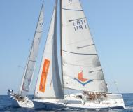 Segelboot First 25 Yachtcharter in Portisco