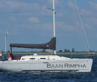 Yacht First 36.7 available for charter in Port des Minimes