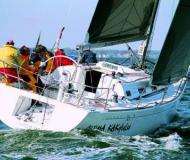 Segelboot First 36.7 Yachtcharter in La Trinite sur Mer Hafen