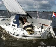 Yacht Friendship 22 Free chartern in Terkaple