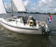 Segelyacht Friendship 22 Sport Yachtcharter in Terkaple