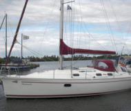 Sailing yacht Gib Sea 37 for rent in Stavoren Warns