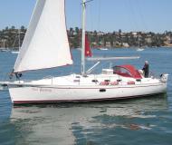 Gib Sea 43 Segelyacht Charter Saint Malo