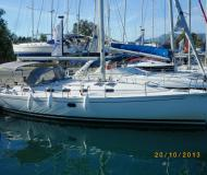 Sailing boat Gib Sea 43 available for charter in Gouvia Marina