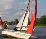 Gruben Sprint Sailboat for rent Berlin