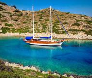 Sailing yacht Gulet available for charter in Bodrum Marina Milta