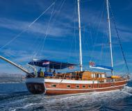 Yacht Gulet available for charter in Stobrec