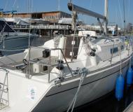 Segelyacht Hanse 311 chartern in Marina Kröslin