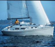 Sailing boat Hanse 311 for rent in Saint Cyprien