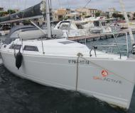 Sail boat Hanse 325 for charter in Palma