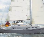 Sailing yacht Hanse 341 for rent in Nettuno