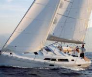 Sailing yacht Hanse 355 for rent in Malmon