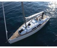 Segelyacht Hanse 375 chartern in Les Marines de Cogolin