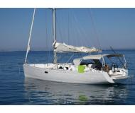 Yacht Hanse 400 for hire in Ibiza Town