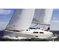 Segelyacht Hanse 400 Yachtcharter in Marina Ibiza