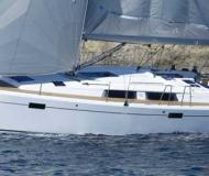 Segelyacht Hanse 415 chartern in Marina Porto Colom
