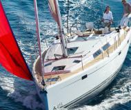 Yacht Hanse 415 for rent in Calp