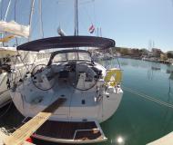 Yacht Hanse 445 chartern in Jezera