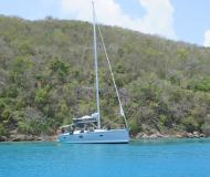 Sail boat Hanse 455 available for charter in Road Town