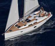 Segelboot Hanse 455 Yachtcharter in El Masnou