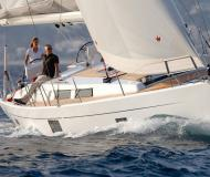 Yacht Hanse 455 Yachtcharter in Real Club Nautico Calpe