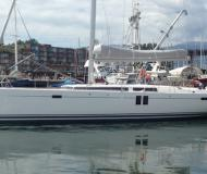 Yacht Hanse 495 available for charter in Vancouver