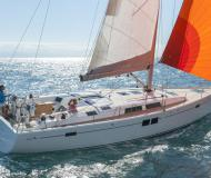Yacht Hanse 505 available for charter in Les Marines de Cogolin