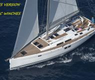 Sail boat Hanse 505 for rent in Kastela